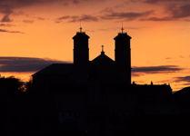Basilica Sunset
