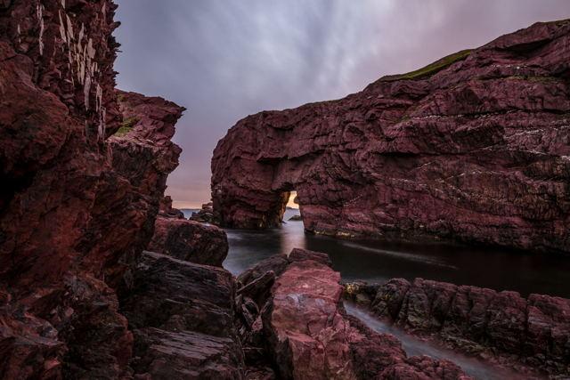 Tickle Cove Sea Arch