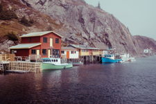 Stages of Quidi Vidi
