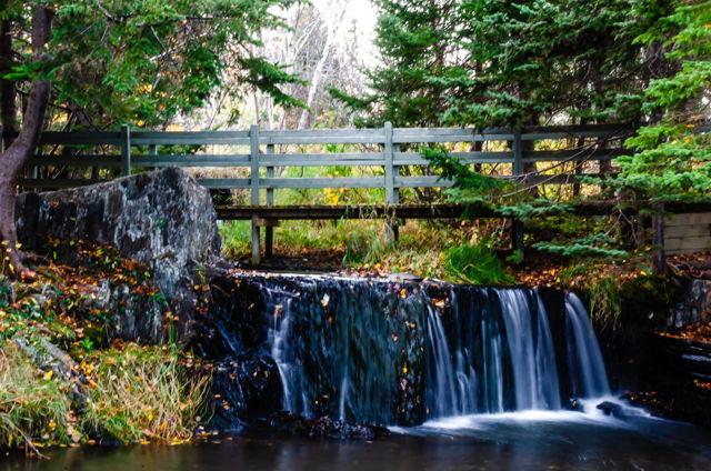 Bridge Over Silken Water