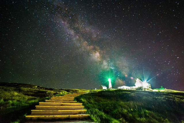 Cape Spear Milky Way 2