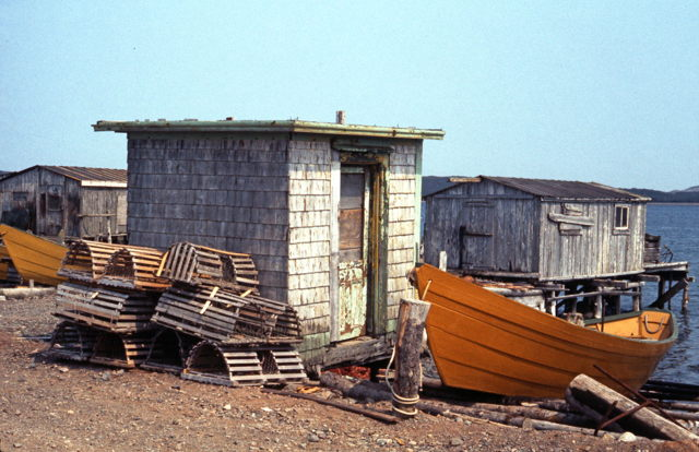 Frenchman's Cove - 1970s