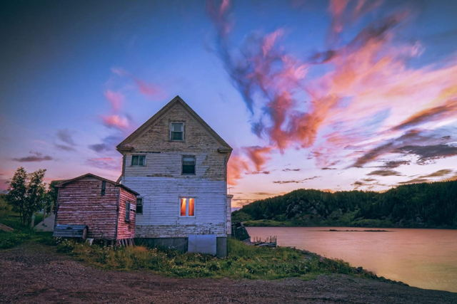Dawn House, Herring Neck