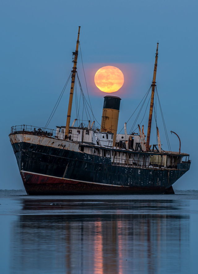 SS Kyle and Full Moon V