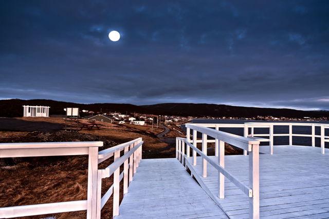 Walkway To The Moon