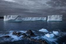 Brighton Iceberg-Dusk