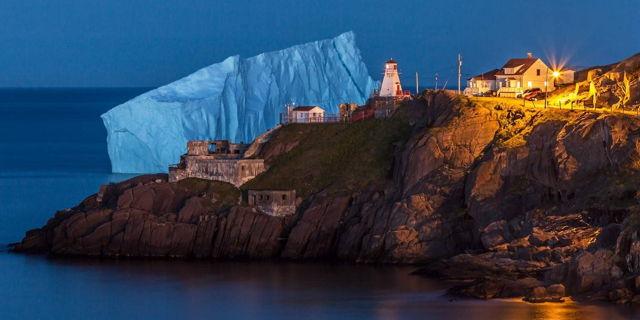 Ice Fort - St. John's