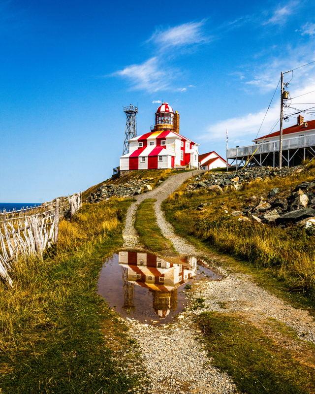 Bonavista Lighthouse