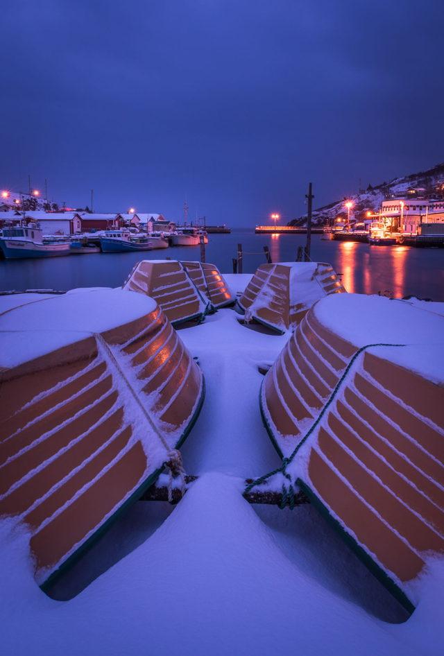 1 ba Petty Harbour Dorys -8852