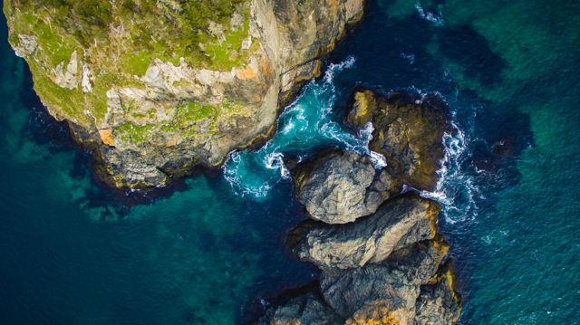 Burin Coastline