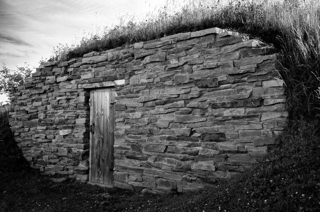 Hobbit Root Cellar