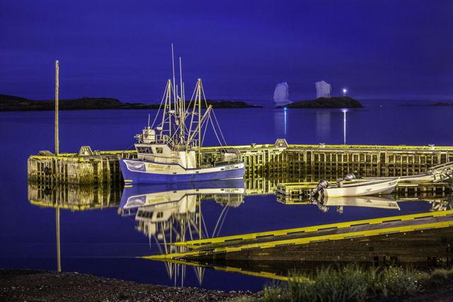 Goose Cove Wharf