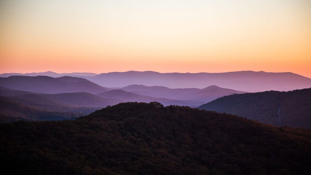 The Layers of Shenandoah