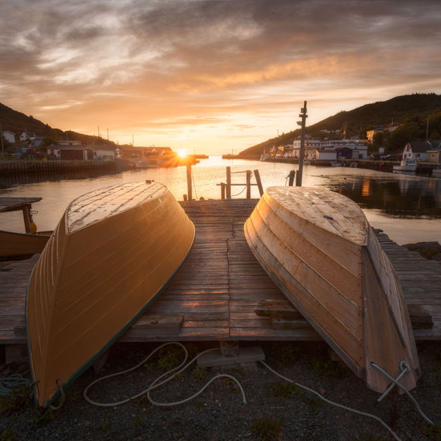 Sunrise Dories