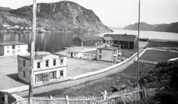 Harbour Breton, NL. early 1950s