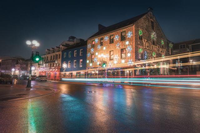 Night Colors of St. John's