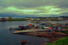 All Colours in Green's Harbour