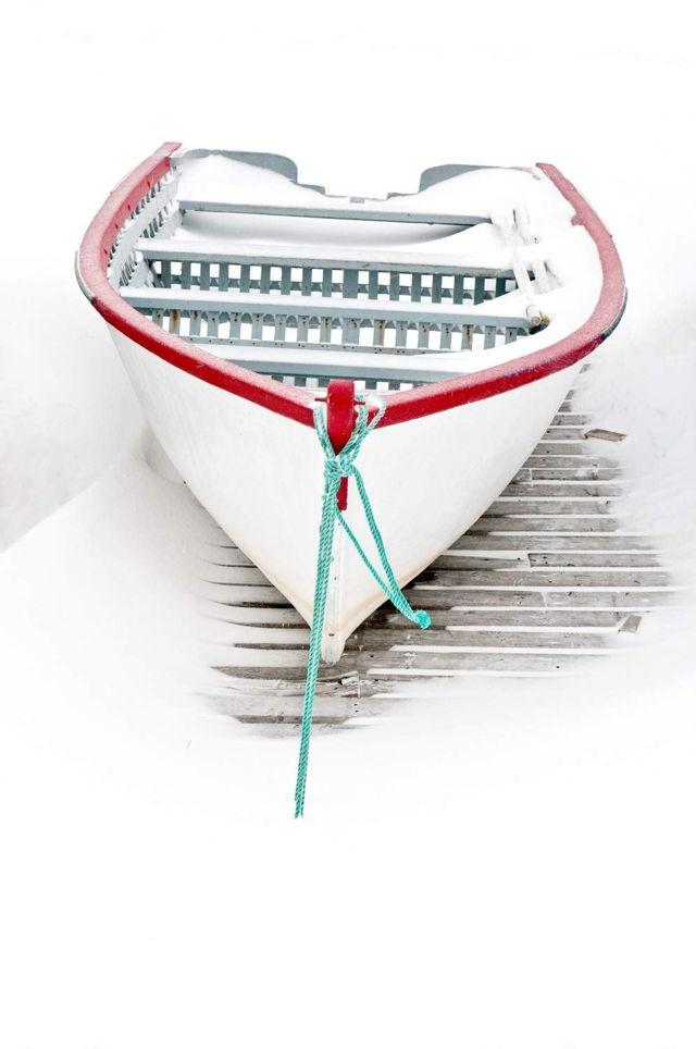 Snow Boat