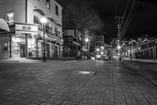 George Street - Black and White