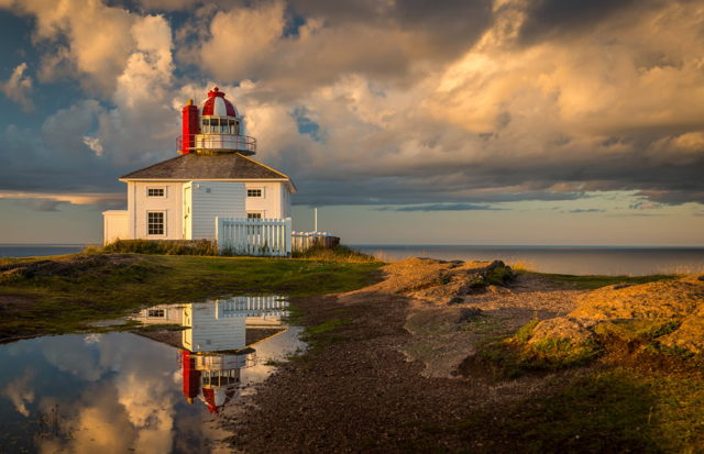 The Old Lighthouse at Cape Spear