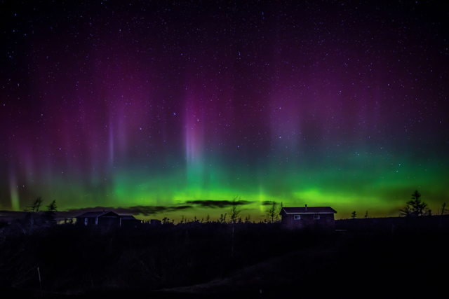 1 ba Gaff Topsails Northern Lights w1-2