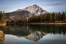 Beauty of Banff, Banff