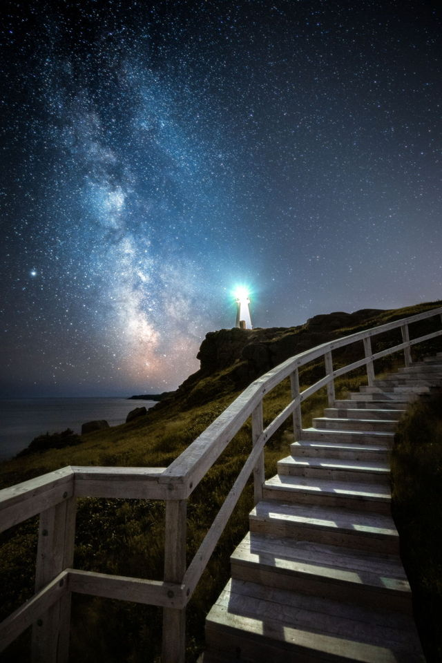 Stairway to the Heavens
