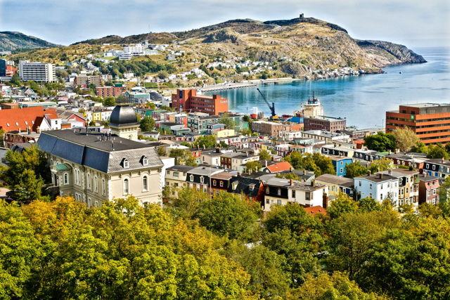 Old St. John's, Newfoundland