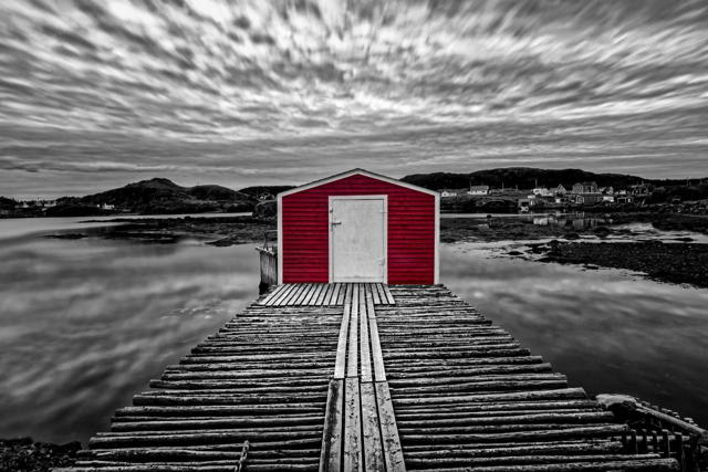 Little Red Shed