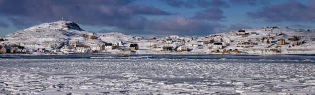 A New Day, Pano of Twillingate
