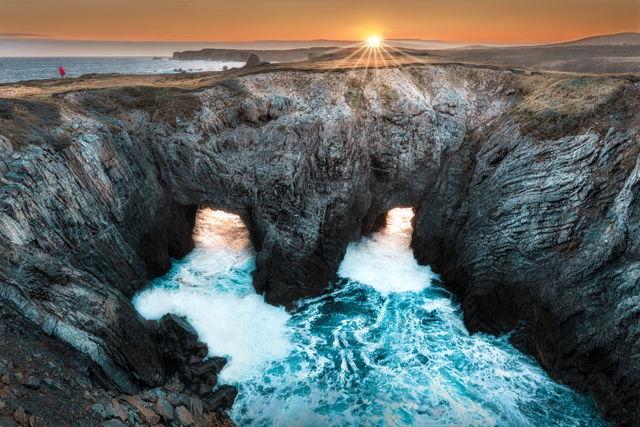 Dungeon Sunrise