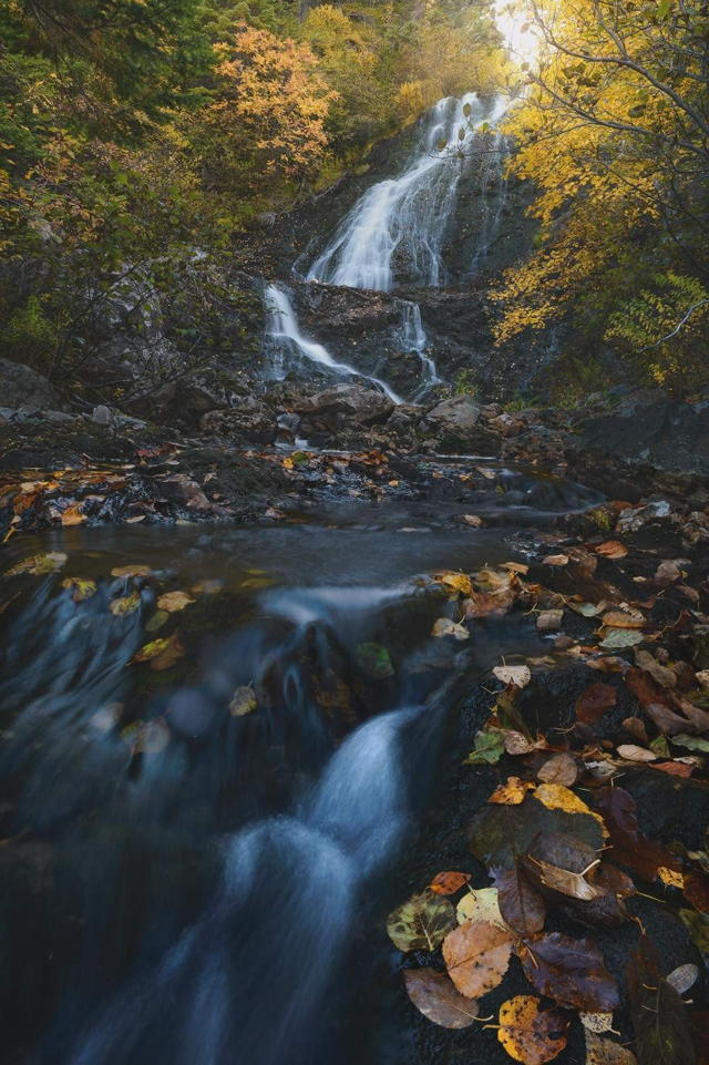 Aquaforte Waterfall