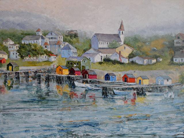 New Perlican Harbour
