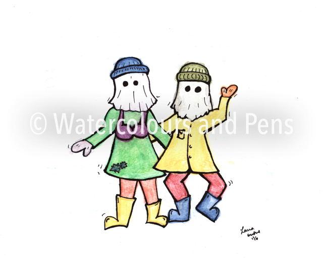 Coupla Mummers