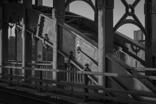 High Bridge Sunrise