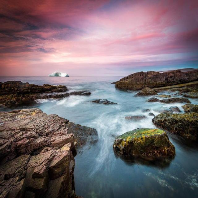 Iceberg Sunrise
