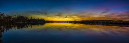 Exploit's River Panoramic