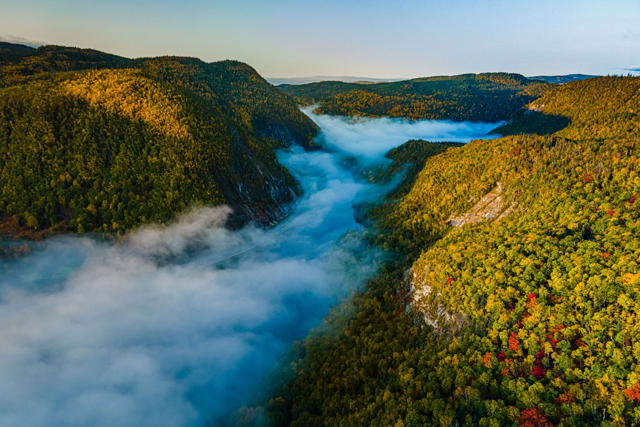 The Humber Valley...
