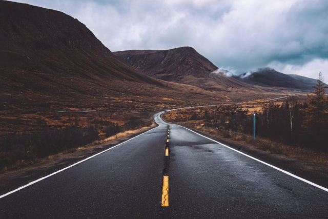 Road to the Tablelands