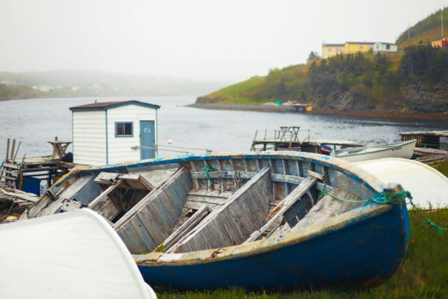 Boats at Champney's West