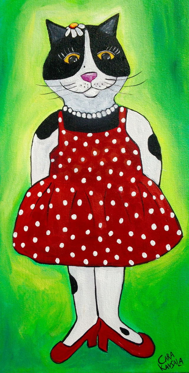 Kitty's Party Dress