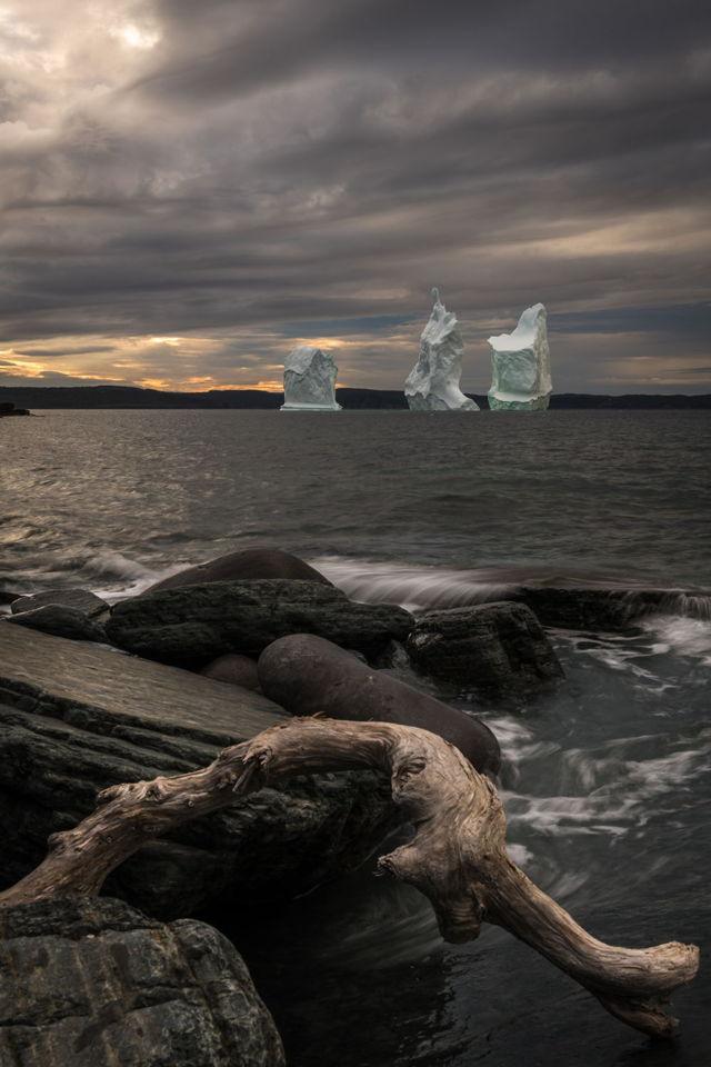 Amherst Cove Iceberg V2
