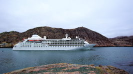 Crusie Ship - Silver Wind - Signal Hill