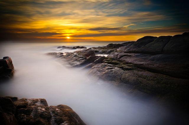 Cae Spear Sunrise