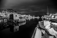 Petty Harbour BW