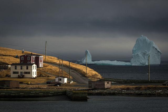 Ferryland Iceberg Mood