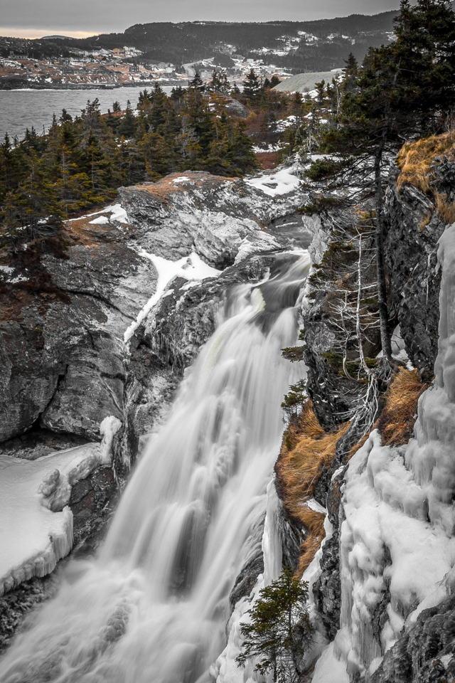 Atop The Falls