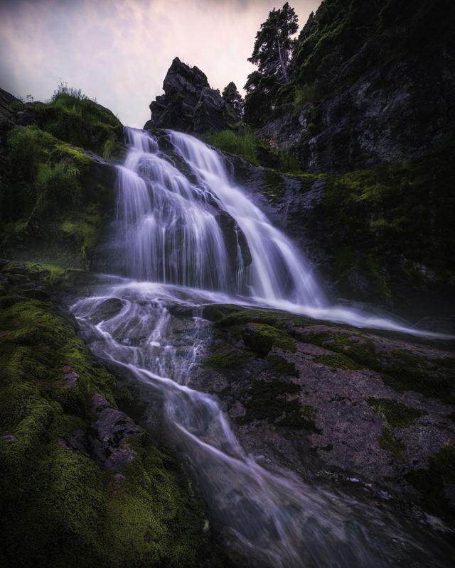 Flatrock Waterfall