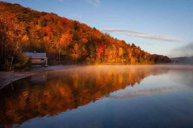 Meech Lake in Autumn