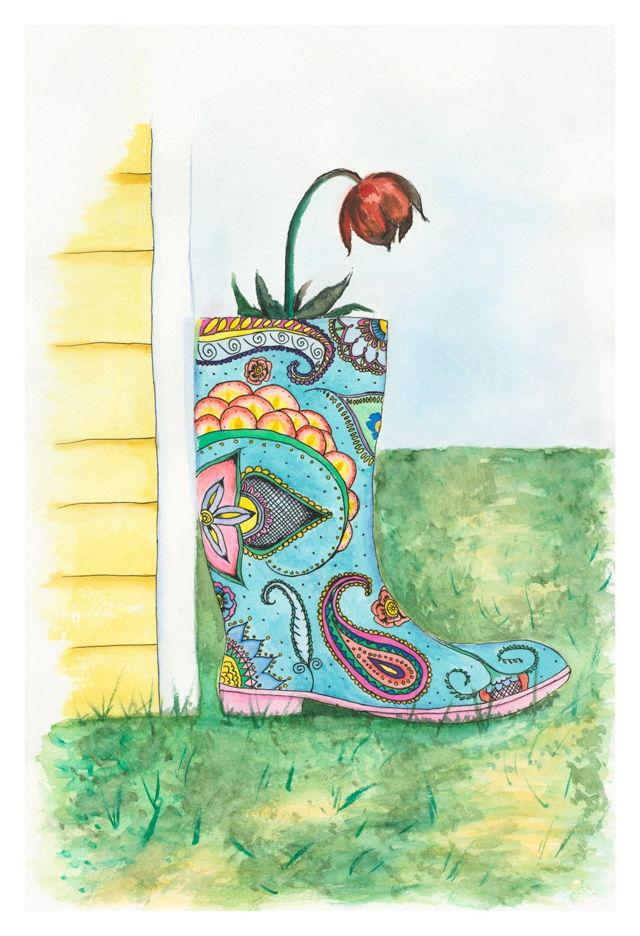 Nan's Boot